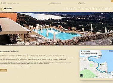 Ιστοσελίδα προβολής για Airbnb