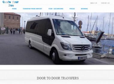 Εταιρεία μεταφορών Creta Tour Bus
