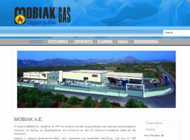 Εταιρική Ιστοσελίδα MobiakGas